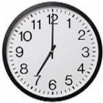 7 clock