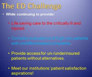 the ed challenge big